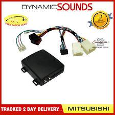 CTUMT01 Infodapter Steering Control Interface Adaptor For Mitsubishi Lancer 08>