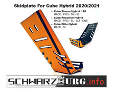 Cube Motorschutz, Cube Skidplate, Cube motor protection, Cube engine protection