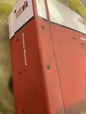 Case-IH 85 Series Tractor Service Manual. Case Tractor Manual