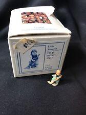 Mini Olszewski Hummel Little Sweeper 253-P 1st Edition With Box