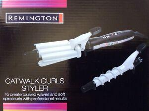 Remington Catwalk Curls