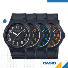CASIO MW-240 Genuine NEW Black Casual Mens Watch Analogue Classic FREE SHIPPING