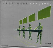 Kraftwerk Expo2000 CD Single