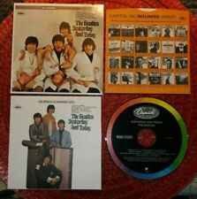 THE BEATLES - YESTERDAY...AND TODAY BUTCHER W/ TRUNK SLICK  NEW CD! STEREO/MONO!