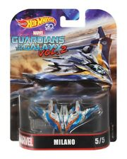 2018 Hot Wheels 1:64 Retro Entertainment Guardians Of The Galaxy Vol. 2 Milano