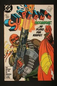 Superman #4 - NEAR MINT 9.0 NM - DC Comics