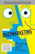 Buzzmarketing: Get People to Talk About Your Stuff - LikeNew - Hughes, Mark - Pa