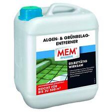 MEM Algen und Grünbelag Entferner 5 Liter