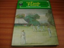 THE FAMILY FORTUNE A SAGA OF SUSSEX CRICKET BY ALAN HILL 1ST EDITION HARDBACK