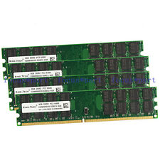 New 16GB 4x4GB DDR2-800MHz PC2-6400 240pin Fr AMD CPU Motherboard Memory