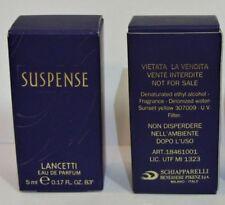 cf5272a00d19f 2 pc Lot LANCETTI SUSPENSE Perfume by Schiaparelli Pikenz 0.32 oz New in  Box!