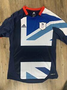 Team GB 2012 Football Mens Medium