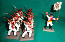 SPANISH INFANTRY Marching set American War set DSG Soldiers ARGENTINA Britains