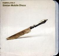 Various - Simian Mobile Disco : Fabriclive 41 (22 trk CD / 2008)
