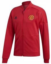 Adidas Manchester United Men's Soccer Anthem ZNE Jacket Jersey Extra Large XL