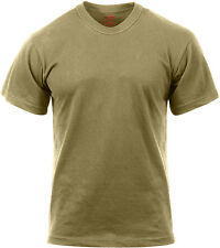 Coyote Brown Official AR 670-1 US Army Solid T-Shirt