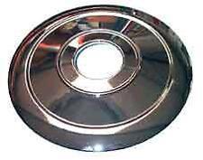 Inoxydable roue avant Nave Plate-Triumph Unité/Pre-Unit 1958-67