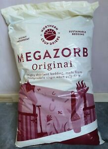 Megazorb Horse and Animal Bedding 85 Litre - Free UPS Next Day Delivery