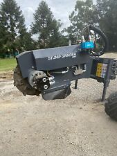 Multione Stump Grinder Attachment Multione loader