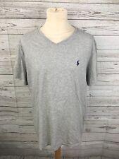 Men's Ralph Lauren T-Shirt - XL - Grey - Great Condition