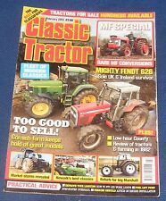 CLASSIC TRACTOR FEBRUARY 2013 - MF SPECIAL/MIGHTY FENDT 626