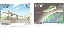 Ireland-Aviation-Aer Lingus-(637/8) mnh