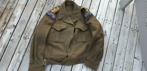 Canadian Army Captains Battledress