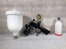Devilbiss Bh11 9lh P1 9 Bar Tekna Spray Gun Kit
