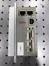 New listing Ez Vision Bridgeport Cnc Elmo Bas-5/230R-6 Servo Drive
