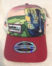 2017 Ironman 70.3 World Championship Chattanooga Triathlon Trucker Hat SnapBack