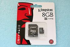 8GB Micro SD A Card For Roku Players Class 4 By Kingston - Free Shipping