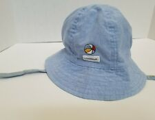 GYMBOREE BEACHBALL  SUN  HAT w/ chin strap 12 -18 months