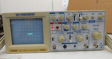 BK PRECISION 2120B DUAL TRACE OSCILLOSCOPE 30 MHz