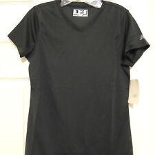 Women's New Balance Endurance Black Tec Shirt New SMALL
