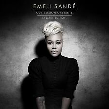 EMELI SANDE ( NEW SEALED CD ) OUR VERSION OF EVENTS ( SPECIAL EDITION )
