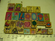 MISC STAMPS, a bunch, cool and fun