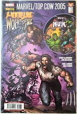 Cult Comics n. 33 Marvel/Top Cow 2005 * Wolverine Witchblade * Panini Comics