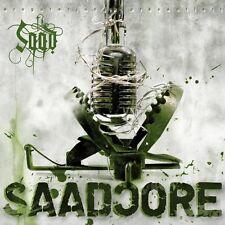 SAAD - SAADCORE [BUSHIDO, KAY-ONE, NYZE, D-BO, CCN, ADO, SONNY BLACK] CD NEU/OVP