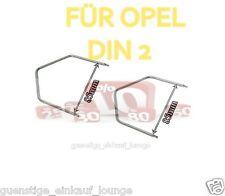 1 1/2 DIN voiture ÉTRIER DE déverouillement Outil d'expansion pour Opel Corsa