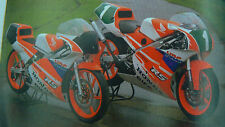 HONDA RS 250 STICKER KIT VERY RARE AND VERY GOOD