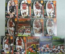 ARSENAL Football Cards WIZARD OF THE COAST FOOTBALL CHAMPIONS 2001-02 x 13 CARDS