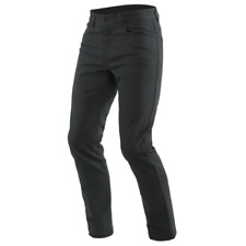 PANTALONI MOTO DAINESE CASUAL SLIM TEX PANTS BLACK TG 31