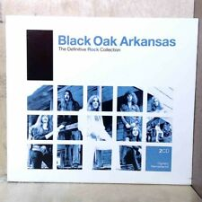 Definitive Rock: Black Oak Arkansas [Remaster] (CD, 2006, 2 Discs, Rhino) 7067