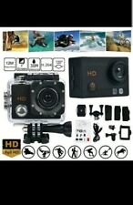 WaterProof Camera Full HD, Sport Action, with accessories as in pic
