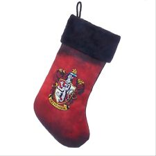 HARRY POTTER GRYFFINDOR 17' STOCKING OFFICIALLY LICENSED FREE SHIPPING USA