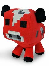 Minecraft Baby Mooshroom Plush Minecraft Animal Series 5 In Red Cow by Mojang