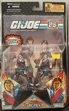 "G.I. Joe Comic 2-Pack: Cobra Crimson Guard (Tomax & Xamot) 3.75"" Figure Set"