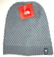 THE NORTH FACE WOMEN'S HUDSON BEANIE GREY HAT GREAT CHRISTMAS GIFT ONE SIZE