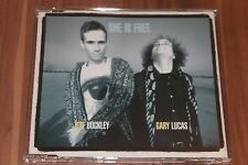 Jeff Buckley Gary Lucas-she is free (2002) (PROMO MCD)