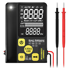 MAXRIENY ADMS9CL Digital Multimeter Intelligent Automatic w/Flashlight Function